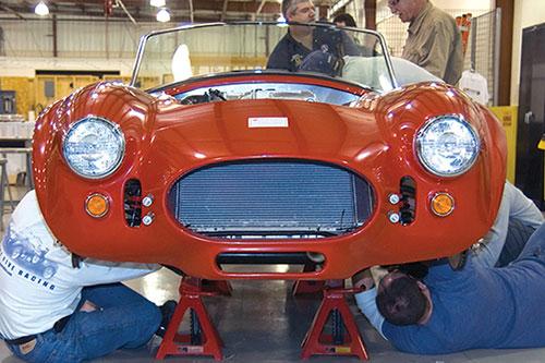 Factory Five Build School