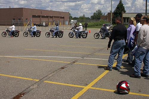 Motorcyle Safety Basic Training with eCourse